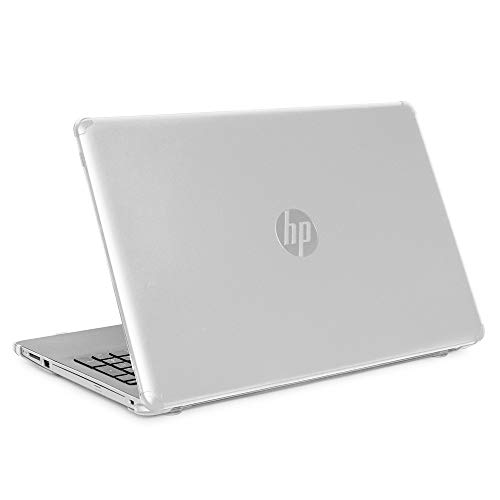 mCover Hard Shell Case for 15.6' HP 15-DA0000 Series ( 15-DA0000 to 15-DA9999 ) Notebook PC ( NOT Fitting Other HP 15' Pavilion or Envy laptops ) - HP-15DA Clear