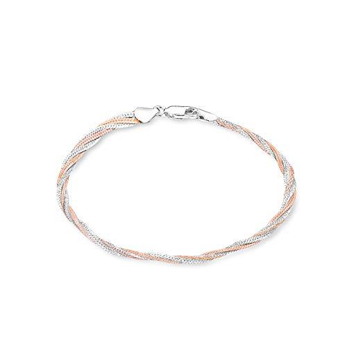 Amor Armband für Damen, Sterling Silber 925