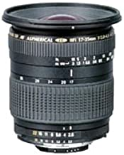 Tamron AF 17-35mm f/2.8-4.0 Di LD SP Aspherical (IF) Ultra Wide Angle Zoom Lens for Canon Digital SLR Cameras (Discontinued by Manufacturer)