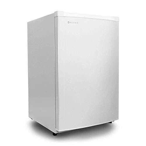 ALLEGiA(アレジア) 冷凍庫(82L) 前開き 3段引き出し【省エネタイプ・直冷式】AR-BD86-NW
