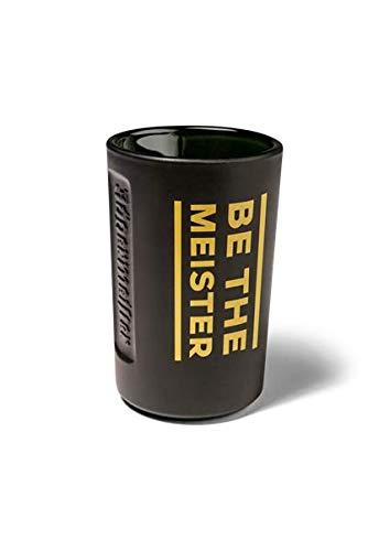 Jägermeister Shotglas - BE THE MEISTER schwarz 6 Stück