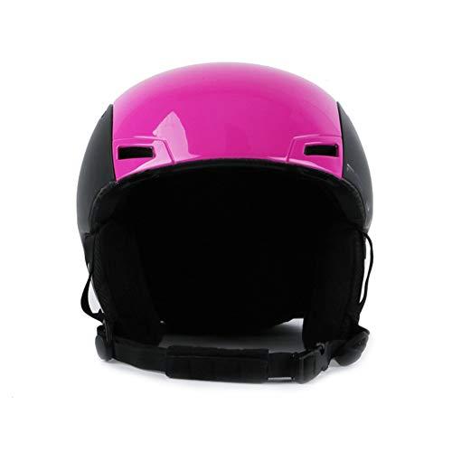 Outdoor fietshelm, Contrast skihelm voor mannen en vrouwen eendelige fineer tweedehands volwassen professionele skibeschermer