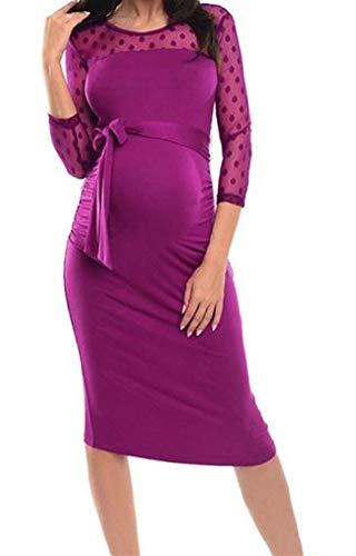B & M Umstandsmode Umstandskleid Kleid Schwangerschaft festlich Neu elegant
