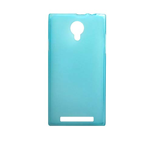 Thl T6, T6s, T6c, T6 Pro, Funda De Silicona Satén Azul Claro Semitransparente