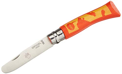 Opinel Childs Knife Lion