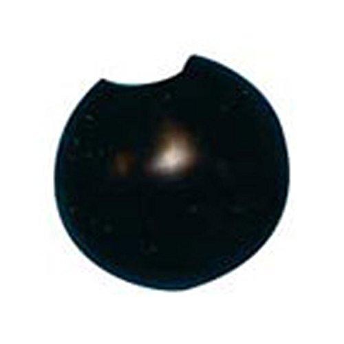 Nez noir de souris en plastique [2870]