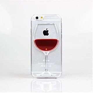 liquid wine phone case