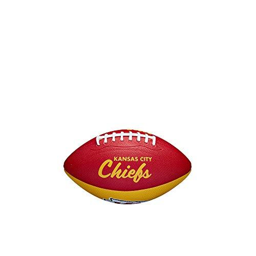 Wilson NFL Mini Team Retro Fußball - Kansas City