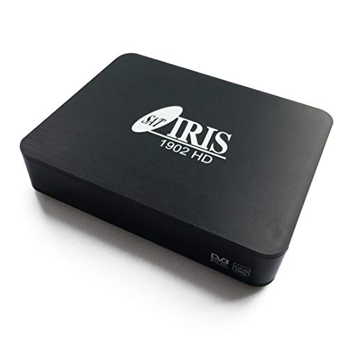 Iris 1902 HD-Receptor de TV por Satélite(Full HD, WiFi)