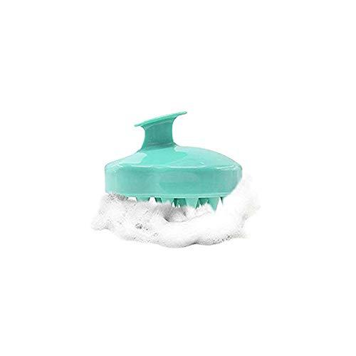 WeTest Hair Scalp Massager Shampoo Brush, Scalp Care Brush-Light Green
