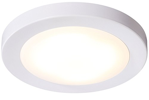 Cloudy Bay LED Flush Mount Ceiling Light,7.5',12W 840lm(100W Incandescent...