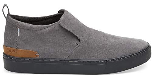 TOMS - Zapatillas de ante Paxton para hombre., color, talla 41 EU