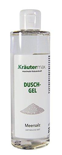 Meersalz Duschgel Naturbelassen Kosmetik für Haut und Haare 1 x 250 ml
