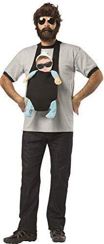 Uomo Vegas Hangover Film Tv Notte Addio Al Celibato Party Gadget Commedia Divertente Costume Vestito
