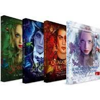 Kit Serie o Lado Mais Sombrio 4 Volumes