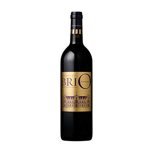 Brio Canteanc Brown - der zweite Wein von Château Canteanac Brown - Margaux - Red 75cl 2016