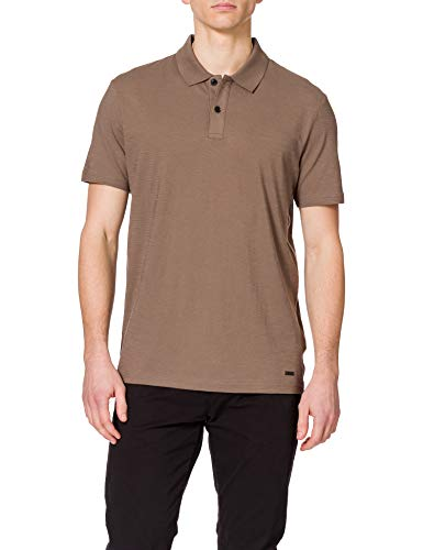 BOSS Herren Pikedo 10223696 01 Polo Shirt, Beige/Khaki250, XL