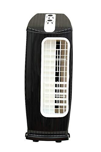 Gadget Wagon 3 Speed 4 Way Hi Speed Cooler 25 Feet air Throw 2250 m3/hr air Deflection Tower Fan (75 W, Black and White)
