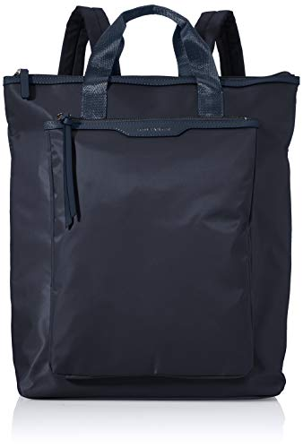 Tom Tailor Viona, Mochila para Mujer, Azul Oscuro, 37x14x40
