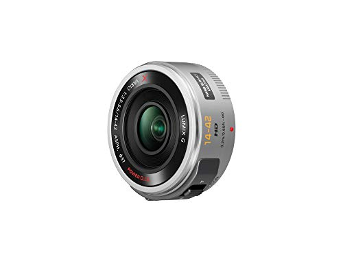 PANASONIC LUMIX G X Vario Power Zoom Lens, 14-42mm, F3.5-5.6 ASPH.,...