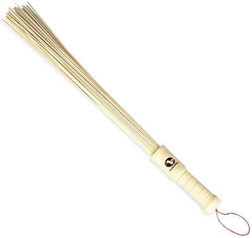 SudoreWell Hummelladen - Bolsa para sauna (bambú, con asa)
