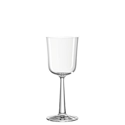 montana :now Weißweinglas, 6-er Set, 300ml, spülmaschinenfest, Quotan-Kristallglas, 044464