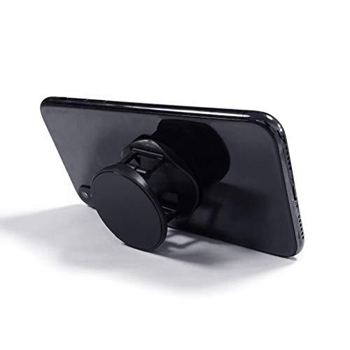 Suszian Airbaghalterung Multifunktions-Stretching-Handyhalterung Autohalterung, Faltbare handyhalter fingerring Stretch Halterung Schreibtisch ständer doppelklapp...