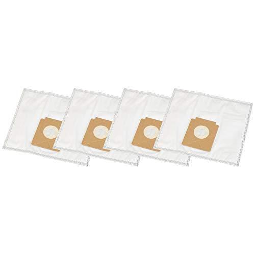 4 Staubsaugerbeutel geeignet für Bomann 1400, B 43 / B43, BS 917 / BS917, BS 918 / BS918, BS 929 / BS929