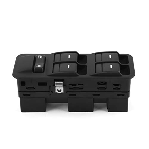 FangFang Coche Auto Eléctrico Potencia Master Ventana Regulador Control Interruptor Interruptor Ajuste para Land Rover Range Rover Yud501570PVJ