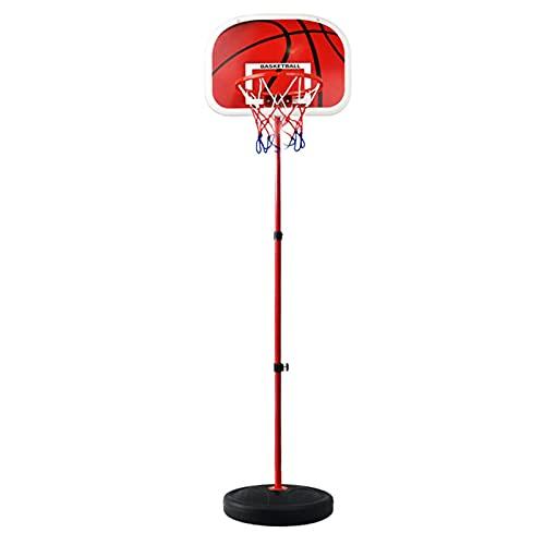 Soporte de Baloncesto portátil Juguetes de Tiro portátiles para Exteriores, Entrenamiento de Kindergarten Hogar de Baloncesto portátil, Marco de Tiro