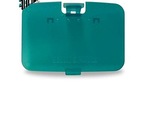 Video Game Accessories New ICE BLUE N64 Memory Expansion Pak Cover - Jumper Pak Lid (Nintendo 64)New ICE BLUE N64 Memory Expansion Pak Cover - Jumper Pak Lid (Nintendo 64)