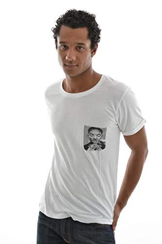 Eleven Paris T-Shirt Wolypock Men weiß Gr. XXL, weiß