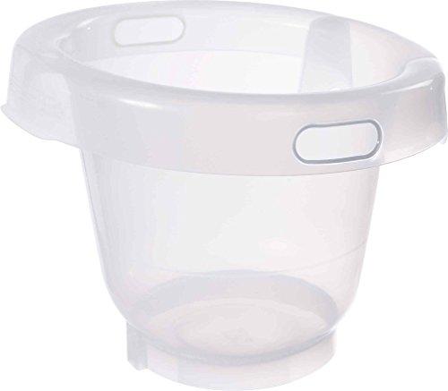 Bébé-Jou bain seau Bébé-bubble Uni couleurs transparente