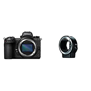 Nikon Z 7II FX-Format Mirrorless Camera Body with Nikon Mount Adapter FTZ (B08LC36RN6) | Amazon price tracker / tracking, Amazon price history charts, Amazon price watches, Amazon price drop alerts