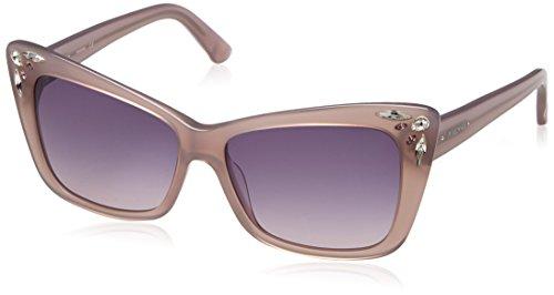 Swarovski Sunglasses Sk0103 78B-56-14-140 Gafas de sol, Beige, 56 para Mujer