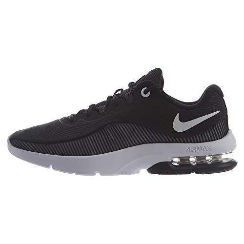 Nike Wmns Air MAX Advantage 2, Zapatillas de Running Mujer, Negro (Black/White/Anthracite 001), 38 EU