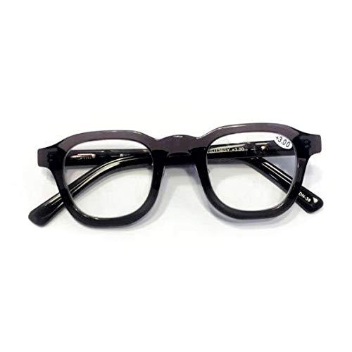 2021年NEWモデル入荷 YGJ136GY 定形外郵便 大きなレンズ リーディング READING GLASSES リーディンググラス 福祉 介護 ルーペ Reading Glasses 老眼 DULTON ダルトン 敬老の日 父の日 母の日 BONOX
