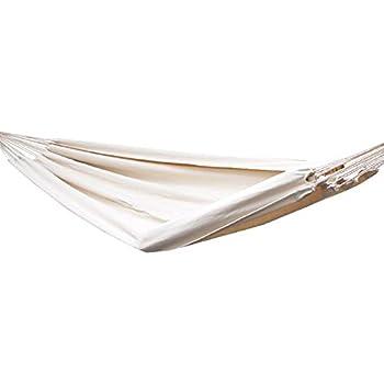 DOITOOL amaca boho nappina doppia amaca letto per due persone per portico esterno coperta interna