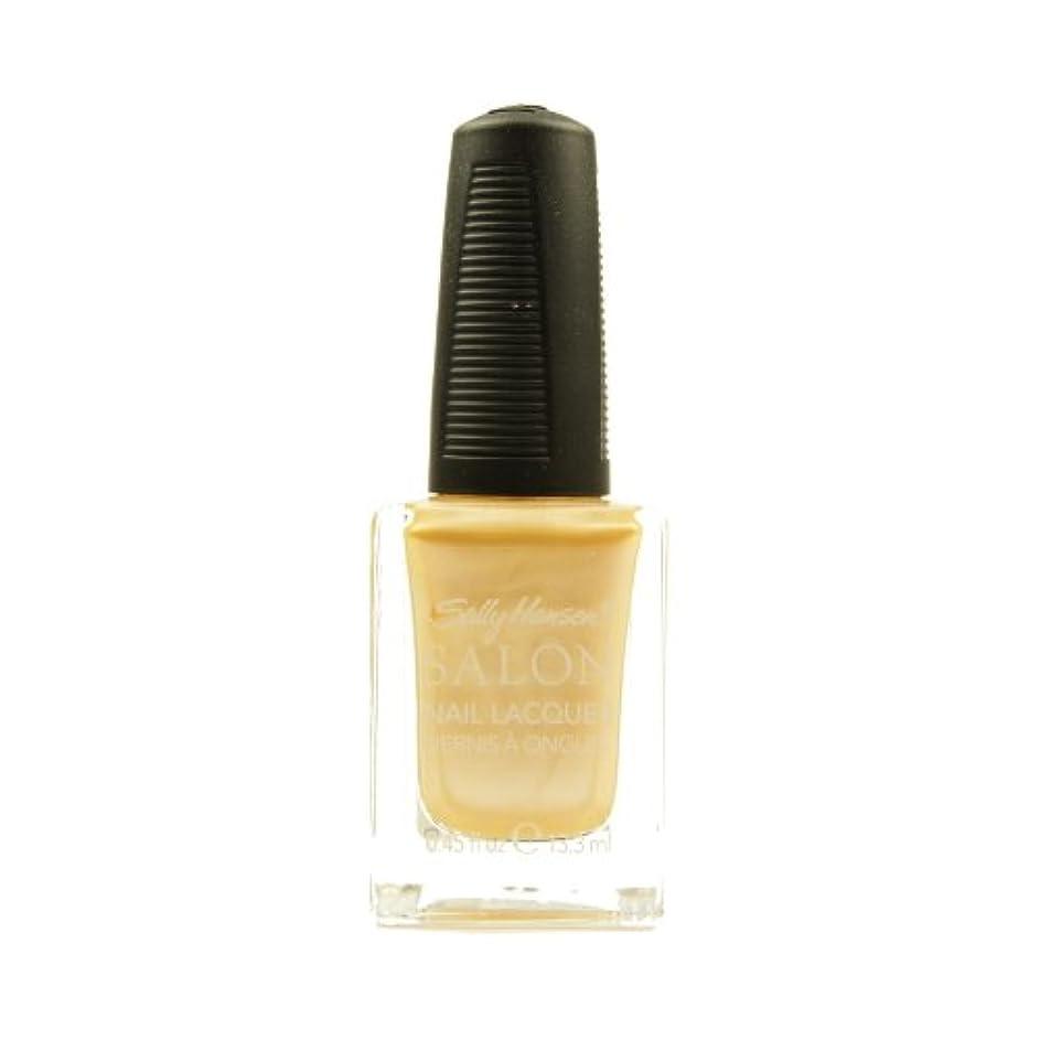 シャッフルたとえ生活SALLY HANSEN Salon Nail Lacquer 4134 - Fizz It Is (並行輸入品)