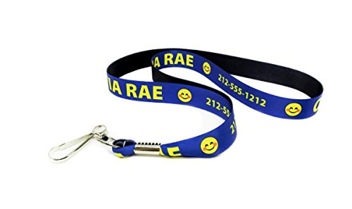 lanyard personalized - 1