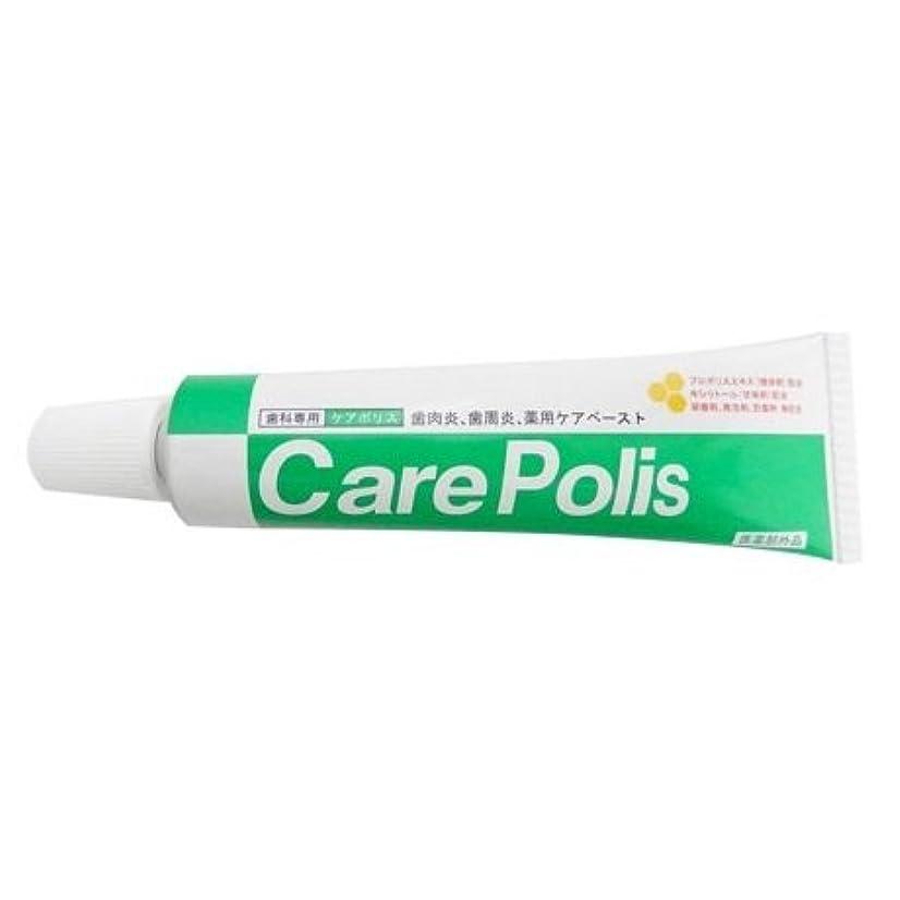 省略する家庭水曜日薬用歯磨 ケアポリス 75g