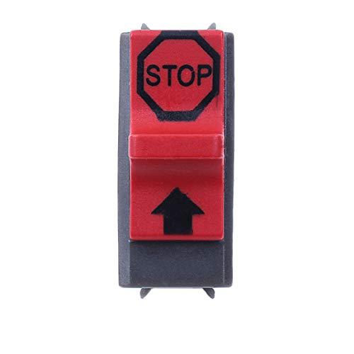 Haishine On off Kill Start/Stop Switch Fit Husqvarna 365 371 372 336 385 390 JONSERED 2063 2065 2165 2071 2171 Motoseghe