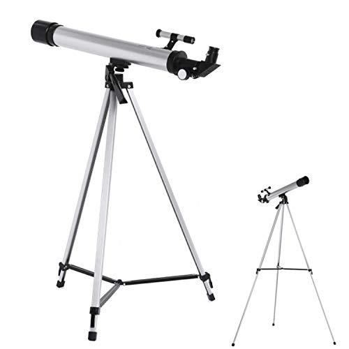 Bierglaks Telescopio astronmico Profesional con trpode Ajustable porttil, telescopios para Adultos y Adultos y Principiantes