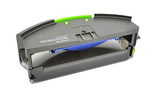 iRobot 4511513 Roomba 680 Serie- Original AeroVac Bin, Mülleimer mit Filter, Grau