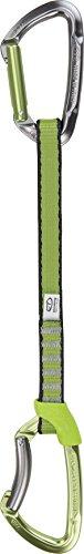 Climbing Technology Lime, Verschiebung in Nylon Unisex–Erwachsene, grün/grau, 17cm