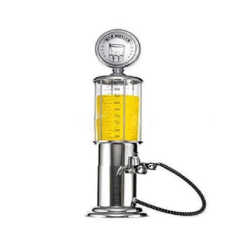 JWC Einzelne Bierförderpumpe Butler Liquid Pump Machine, Alkoholspender, Partyzubehör für die Küchenbar, für Wodka Rum Wine Tequila Scotch