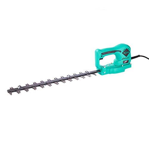 Cortasetos Eléctrico Cortadora De Setos Sin Cable (Batería De Iones-Litio 24 V / 8 Ah, 12 Ah Funcionamiento 40 Min, Duración: 3 a 4 Horas/ 5 a 6 Horas)
