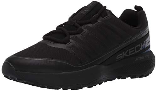 Skechers 220017-BBK_41, Zapatillas de Running Hombre, Negro, EU