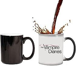 vampire diaries design Magic mug , 2725619050083