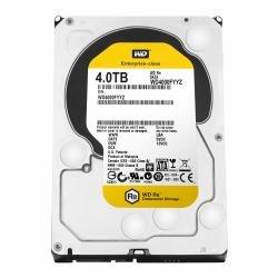 Western Digital Interne Festplatte 8.9 cm (3.5 Zoll) 4 TB Re Bulk WD4000FYYZ SATA III